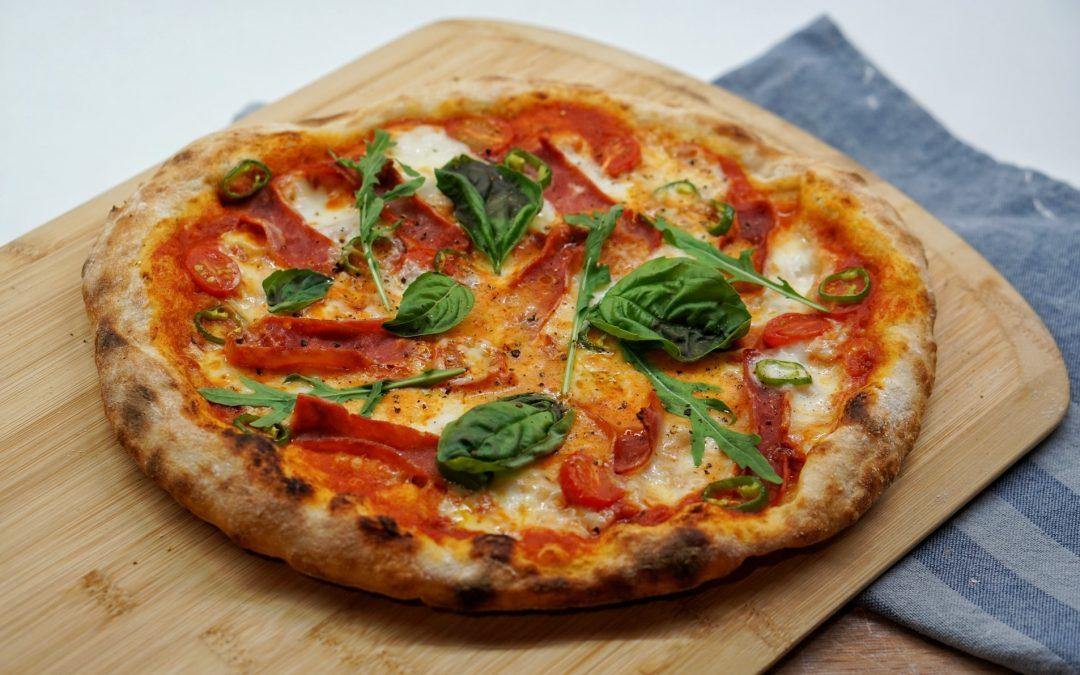 I segreti per un pizza più sana e digeribile