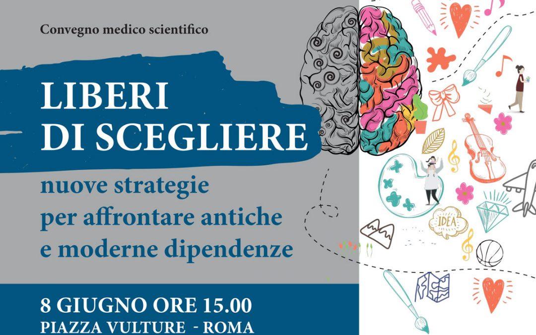Liberi di scegliere – Roma, sabato 8 giugno 2019