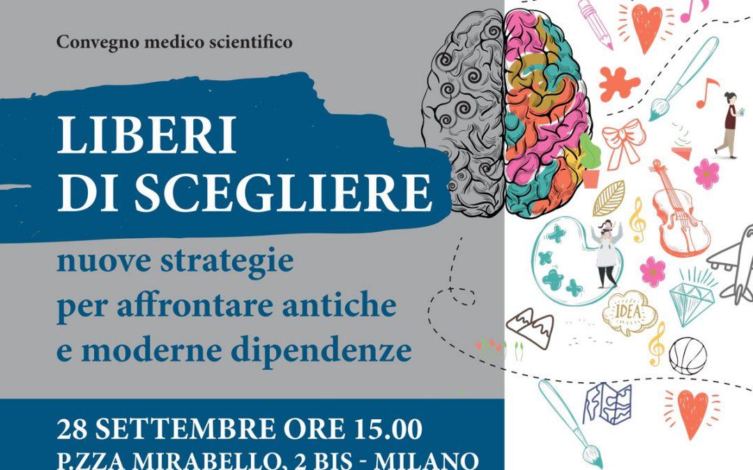 Liberi di scegliere – Milano, sabato 28 settembre 2019