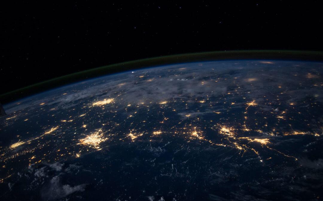 Il mondo si ferma e il pianeta respira