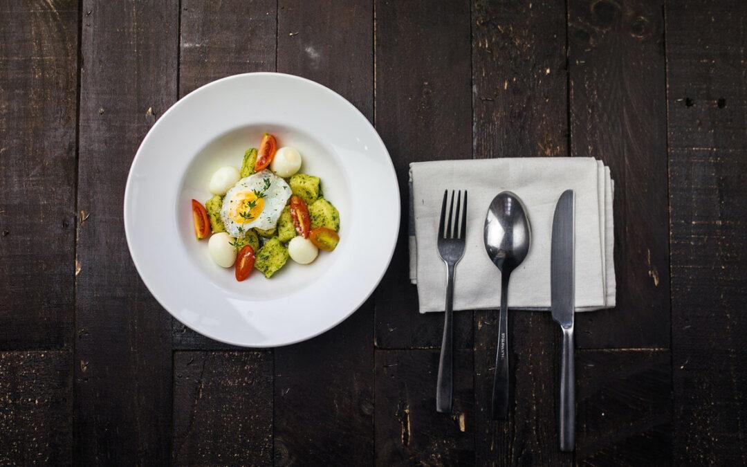 Una tavola veloce e sana