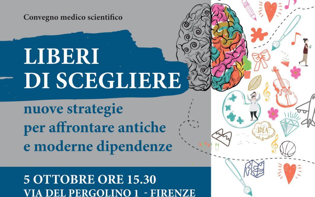 Liberi di scegliere – Firenze, sabato 5 ottobre 2019