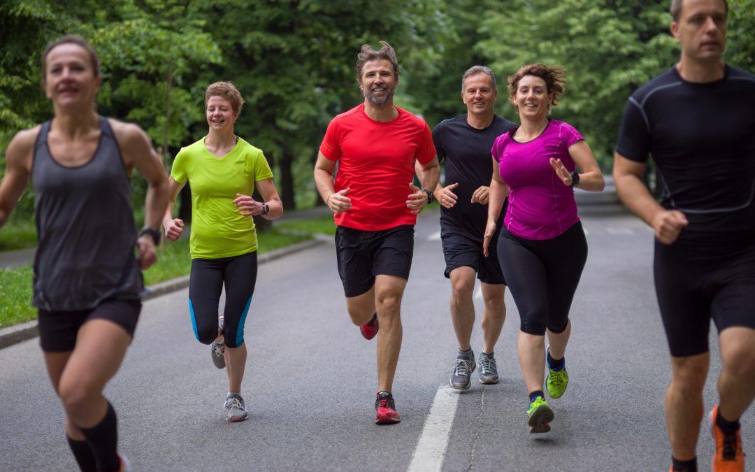 Esercizio fisico moderato: guida