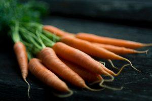insalata di carote all'arancia